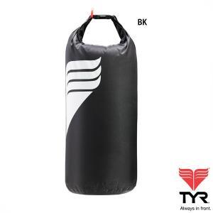 TYR(ティア) ライトドライバック(容量:4リットル) 水着やゴーグルをまとめてクルクルッと入れることができる防水バッグ|golazo