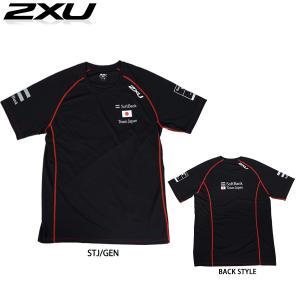 2XU  ACTIVE RUN TEE ソフトバンク チーム ジャパン|ランニングTシャツ【返品交換不可】|golazo