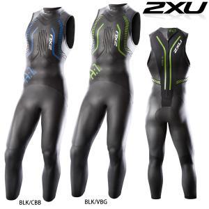 2XU A:1 Active Sleeveless Wetsuit(アクティブスリーブレスウェットスーツ) 【レビューでプレゼント対象商品】【返品交換不可】|golazo