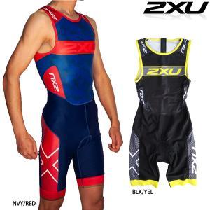 2XU PERFORM Custom X-VENT Rear Zip Tri Suit リアジップ カスタム トライスーツ|golazo
