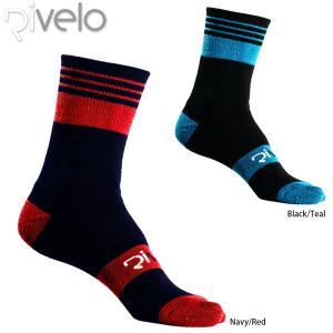 【在庫処分特価】Rivelo(リベロ) テンプルフィールド サーモライト サイクルソックス(サイクリング用靴下)【返品交換不可】 golazo