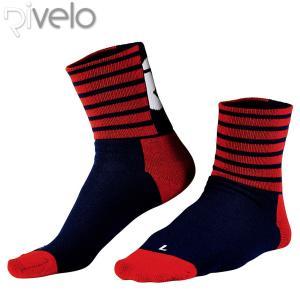 【在庫処分特価】Rivelo(リベロ) スタニッジ サイクルソックス 靴下【返品交換不可】 golazo