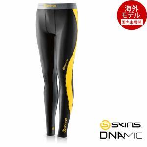 SKINS(スキンズ) DNAmic キッズ(ユース) コンプレッション ロングタイツ(ジュニア用インナーパンツ)【海外モデル】|golazo