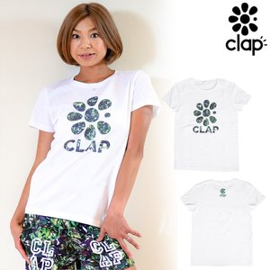 CLAP(クラップ) ゴラッソ!限定モデル Tシャツ プレデター PREDATOR|人気のG-FLOWER柄のロゴTシャツ!ゴラッソだけの特別デザイン!|golazo