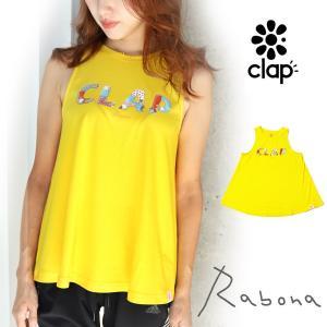 CLAP(クラップ) Rabona Limted(ラボーナリミテッド) a-LINE TANK ゴラッソ!オリジナル 限定モデル Aラインタンクトップ!ゴラッソだけの特別デザイン!|golazo