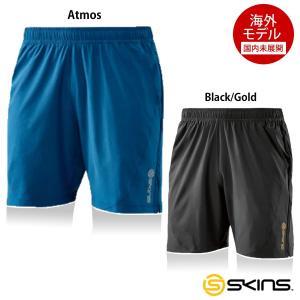 SKINS(スキンズ) アクティブウェア メンズ 7インチ ショートパンツ【海外モデル】【返品交換不可】|golazo