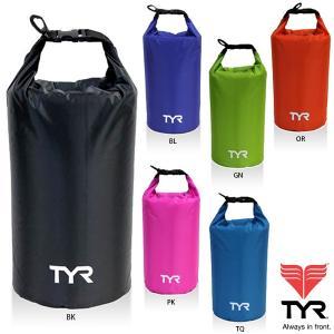 【メーカー在庫商品】TYR(ティア) ライトドライバック(容量:10リットル) 防水バッグ【返品交換不可】|golazo