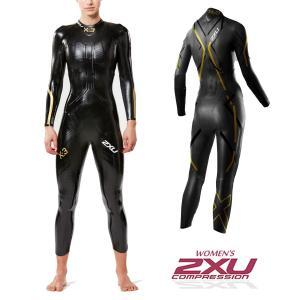 2XU レディース X:3 XプロジェクトX Wetsuit(ウェットスーツ) ヤマモトネオプレン採用のレディース用トライアスロンウエットスーツ 【返品交換不可】|golazo
