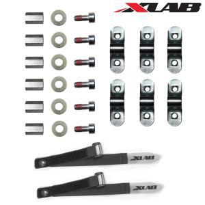【メーカー在庫商品】XLAB(エックスラボ) DEALER SPARES KIT FOR REAR【返品交換不可】|golazo