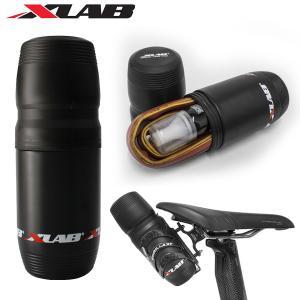 XLAB(エックスラボ) MEZZO CAGE POD MEDIUM(ボトルケースに取り付け可能なツールボックス) 【返品交換不可】|golazo