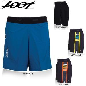 Zoot(ズート) メンズ RUN PCH 2-1 7 INCH  SHORT(ラン PCH2-1 7インチ丈ショーツ) ランニングパンツ golazo