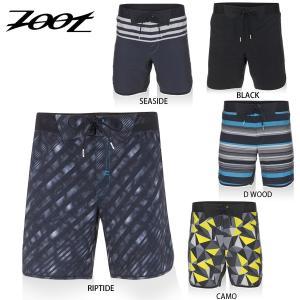 Zoot(ズート) メンズ BOARD SHORT 7 INCH(ボード 7インチ丈ショーツ) ランニングパンツ|golazo