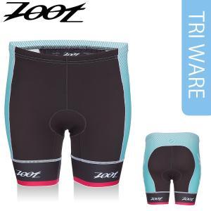 Zoot(ズート) レディース TRI TEAM 6 INCH SHORT(トライアスロン チーム 6インチ丈 ショーツ) 【返品交換不可】|golazo
