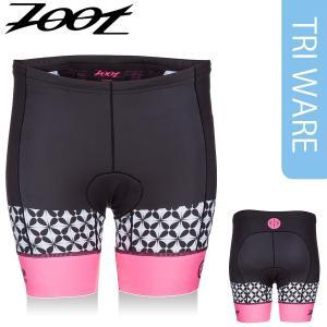 Zoot(ズート) レディース TRI LTD 6 INCH SHORT(トライアスロン LTD 6インチ丈 ショーツ 女性用トライアスロンパンツ) 【返品交換不可】|golazo