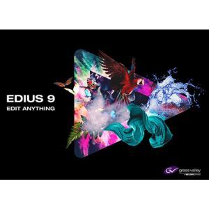 EDIUS Pro 激安格安割引情報満載 9 エディウス プロ アップグレード版 パッケージ版 世界の人気ブランド グラスバレー リアルタイム ビデオ編集 ビデオ制作 映像編集 動画編集 4K HDR