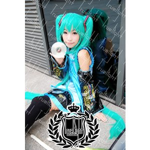 VOCALOID ボカロ 初音ミク コスプレ 衣装 by-f0020 (by-f0020)(by-f...
