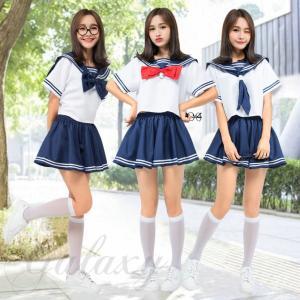 ■素材 ポリエステル  ■セット内容 トップス/ミニスカート/赤いリボン/青いリボン/ネクタイ  ■...