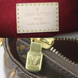 ルイヴィトン モノグラム ヴィバシテPM ショルダーバッグ M51165 斜め掛け 中古 LOUIS VUITTON|goldeco|04