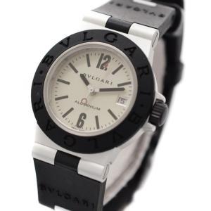BVLGARI ブルガリ アルミニウム レディース 腕時計 ...
