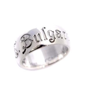 新品仕上げ済み ブルガリ セーブザチルドレン ソティリオ リング・指輪 ユニセックス シルバー925 アクセサリー 13号 シルバー 中古 送料無料 BVLGARI goldeco