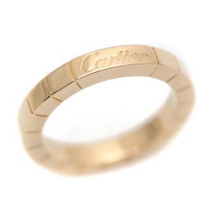 カルティエ ラニエール リング・指輪 レディース K18ピンクゴールド ジュエリー 8号 ゴールド 中古 送料無料 CARTIER|goldeco