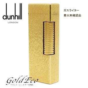 dunhill ダンヒル ローラーワン ガスライター 着火未確認品喫煙具 中古|goldeco