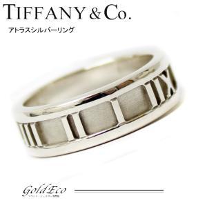 ティファニー アトラス 約11.5号 シルバーリング 指輪 シルバー925 レディース 中古 新品仕上げ済み Tiffany&Co|goldeco