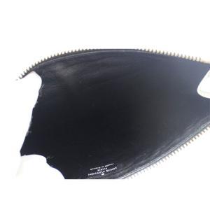 ルイ ヴィトン スハリ アンセパラーブルGM レディース メンズ ポーチ ロゴ レザー 革 小物 ブラック 黒 ノワール M91940 中古 LOUIS VUITTON|goldeco|05