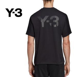 Y-3 ワイスリー バックロゴTシャツ FJ0365 Yohji Yamamoto ヨウジヤマモト ...