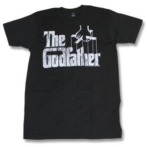 ゴッドファーザー Tシャツ the godfather バンドTシャツ ロックTシャツ 映画 ムービ...