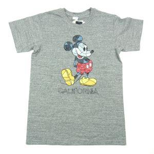 ddf298194532 JACKSON MATISSE x DISNEY ジャクソンマティス ディズニー MICKEY MOUSE ミッキー マウス Tシャツ ビンテージ  GREY グレー ...