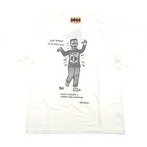 WEIRDO(ウィアード)からTシャツのご紹介。日本のLOWBROWアートシーンを牽引するLUCKE...
