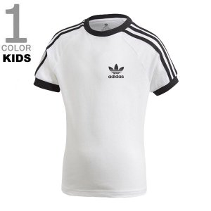 adidas OriginalsからKIDS 3STRIPE S/S T-SHIRTSのご紹介。動き...