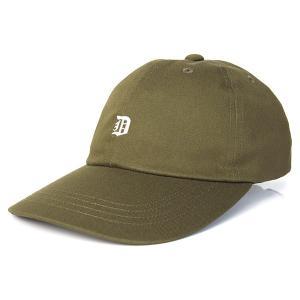 DELICIOUS デリシャス OLD 6PANEL CAP オールド 6パネル キャップ ラルフ メンズ レディース 帽子 OLIVE オリーブ DLCS1184|goldentijuana