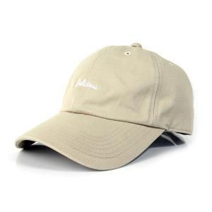 DELICIOUS デリシャス STORE DAD STRAPBACK CAP ストア ダッド ストラップバック キャップ 帽子 BEIGE ベージュ 仙台 DLCS1103|goldentijuana