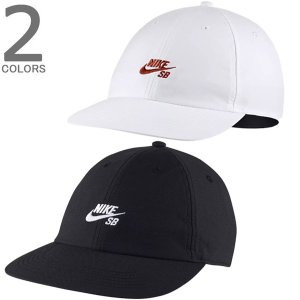 81b3532e852 NIKE SB ナイキSB エスビー 926686 SB H86 FLAT BILL CAP ヘリテージ フラットビル 6パネル キャップ  ストラップバック 帽子 メンズ レディース 2カラー