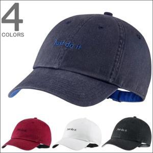 10%OFF SALE NIKE ナイキ 925415 NSW H86 CAP JDI ウォッシュド キャップ ヘリテージ86 ストラップバック 帽子  メンズ レディース 4カラー 80a6601c1669