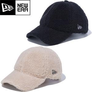 NEWERA ニューエラ 12109056 9THIRTY BOA FLEECE CAP ボア フリース ストラップバック キャップ 帽子 シープボア メンズ レディース 2カラー|goldentijuana