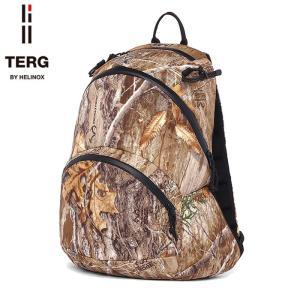 TERG by HELINOX ターグ バイ ヘリノックス TEAR DROP BACPACK BAG ティアドロップ バックパック マルチリンク リアルツリー カモ 1993500620100 送料無料|goldentijuana