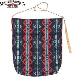 STEVENSON OVERALL スティーブンソン オーバーオール Native Pattern Shoulder Bag ショルダーバッグ SUNSET CRAFTSMAN CO. NSS 送料無料|goldentijuana