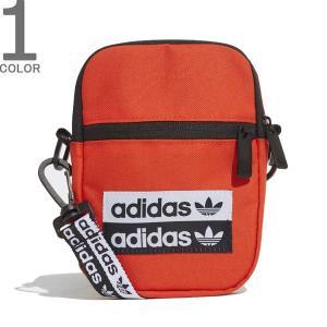 ADIDAS ORIGINALS アディダス オリジナルス EK2878 FEST BAG 0.75 L フェスバッグ ミニバッグ ミニ ショルダー 携帯バッグ メンズ レディース オレンジ|goldentijuana
