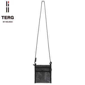 TERG by HELINOX ターグ バイ ヘリノックス ID CASE アイディー ケース パスケース ネックポーチ ブラック 19930018001000|goldentijuana