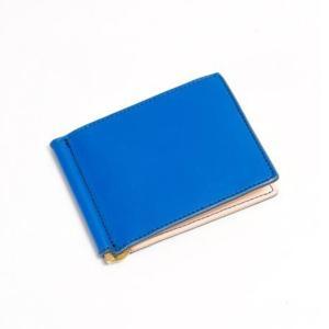 SON OF THE CHEESE サノバチーズ SON OF PIMP WALLET サン オブ ピンプ ウォレット 財布 マネークリップ カードケース BLUE ブルー レザー 送料無料|goldentijuana