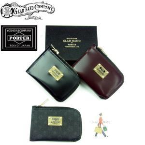 GLAD HAND x PORTER グラッドハンド ポーター BELONGINGS COIN CASE コインケール 財布 メンズ 3カラー GH-BELONGINGS-COIN 送料無料 goldentijuana