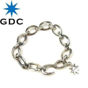 GDC ジーディーシー C35025 BRASS CHAIN BRACELET ブラス チェーン ブラスレット アクセサリー メンズ レディース goldentijuana