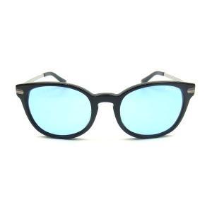 BLACK FLYS ブラックフライズ FLY DIXON フライ ディクソン メタル テンプル サングラ S.BLACK / SILVER / LIGHT BLUE サングラス 送料無料 goldentijuana