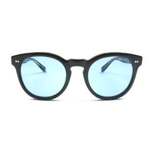 BLACK FLYS ブラックフライズ FLY CARTER フライ カーター ボストン サングラス BLACK / LIGHT BLUE  メガネ メンズ レディース BF-14501-0120 送料無料|goldentijuana