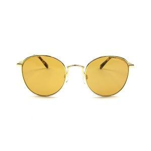BLACK FLYS ブラックフライズ FLY NORTON フライ ノートン ラウンド メタルフレーム サングラス GOLD / LIGHT AMBER メンズ BF-15502-4815 送料無料|goldentijuana