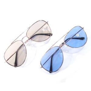 GDC ジーディーシー SUNGLASSES-F サングラス ティアドロップ 眼鏡 メガネ 色眼鏡 メンズ レディース C36032|goldentijuana