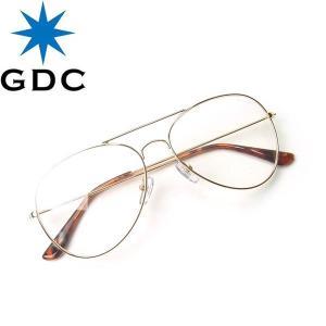 GDC ジーディーシー C37027 SUNGLASSES E サングラス E SUN GLASS TEARDROP ティアドロップ メンズ レディース クリアー|goldentijuana